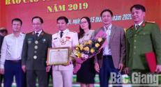 Trung tá Lê Thành Văn (tỉnh Bắc Giang) giành giải Nhì hội thi báo cáo viên giỏi toàn quốc