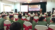 Cục Y tế Bộ Công an tổ chức tập huấn chuyên đề về phòng chống tác hại thuốc lá cho CBCS Công an tỉnh Bắc Giang